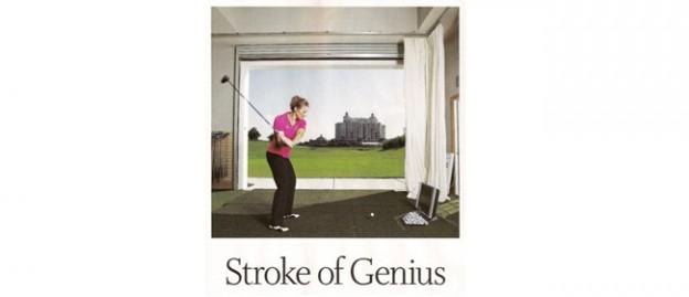 Stroke of Genius – Leisure Industry Personal Branding